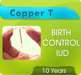Copper T